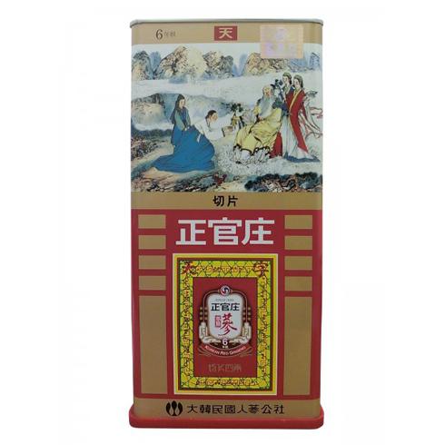 Korean Red Ginseng