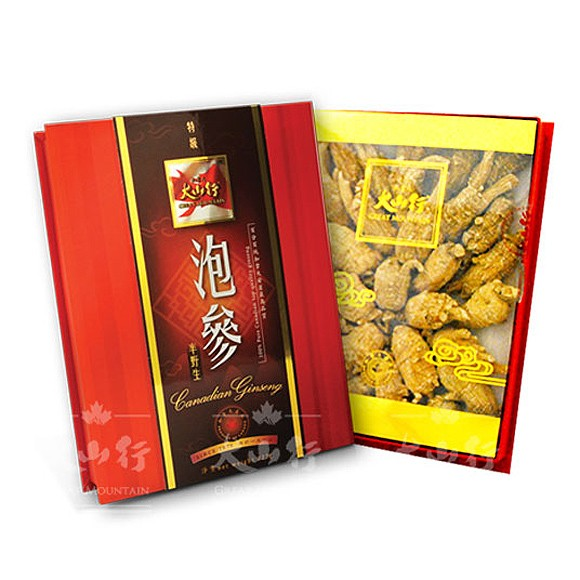 Canada Ginseng Chunky Root