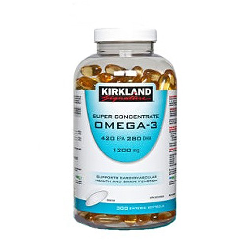 Kirkland signature for Fish oil pregnancy
