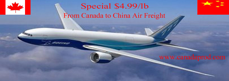 Air Freight to China