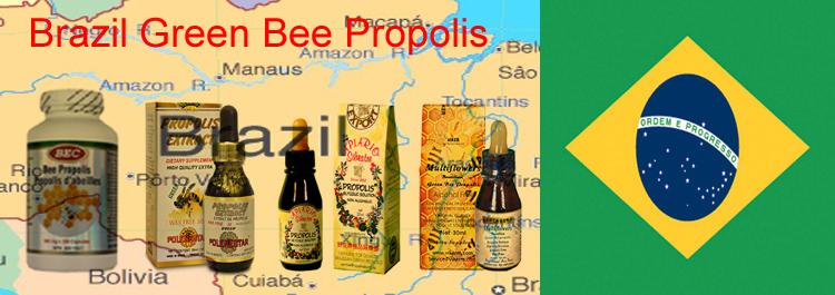 Brazil Green Bee Propolis