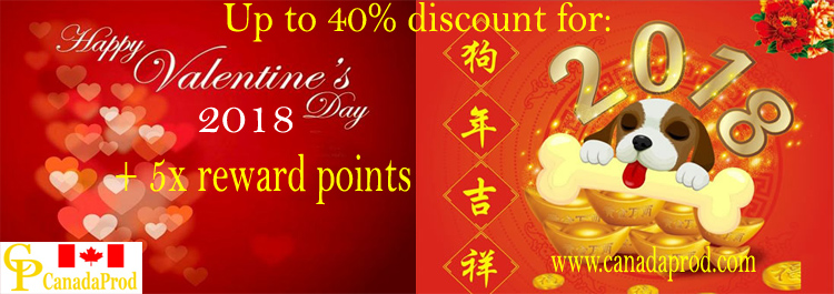 Happy Valentine's Day & Chinese New Year