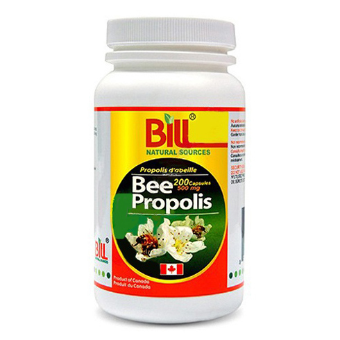 View Bill Bee Propolis