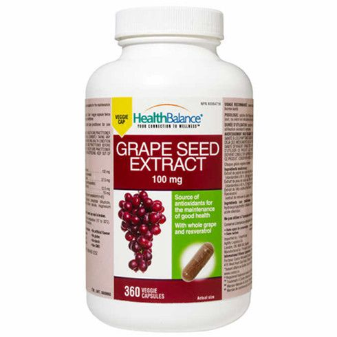 Health Balance Grape Seed