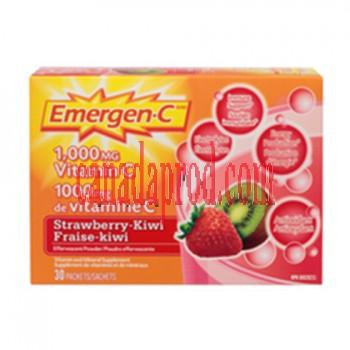 Emergen-C Strawberry-Kiwi 30 singles/box