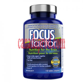 Focus Factor Nutrition for the Brain 150 Tablets