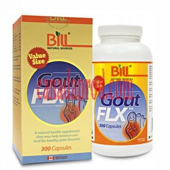 Bill GoutFLX 300capsules