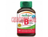 Jamieson Ultra Strength B100 Complex 225 caplets